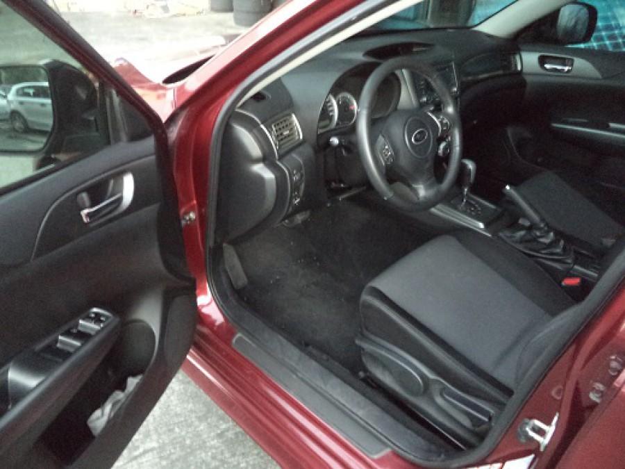 2011 Subaru Impreza - Interior Front View
