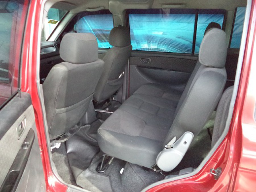 2011 Mitsubishi Adventure - Interior Rear View