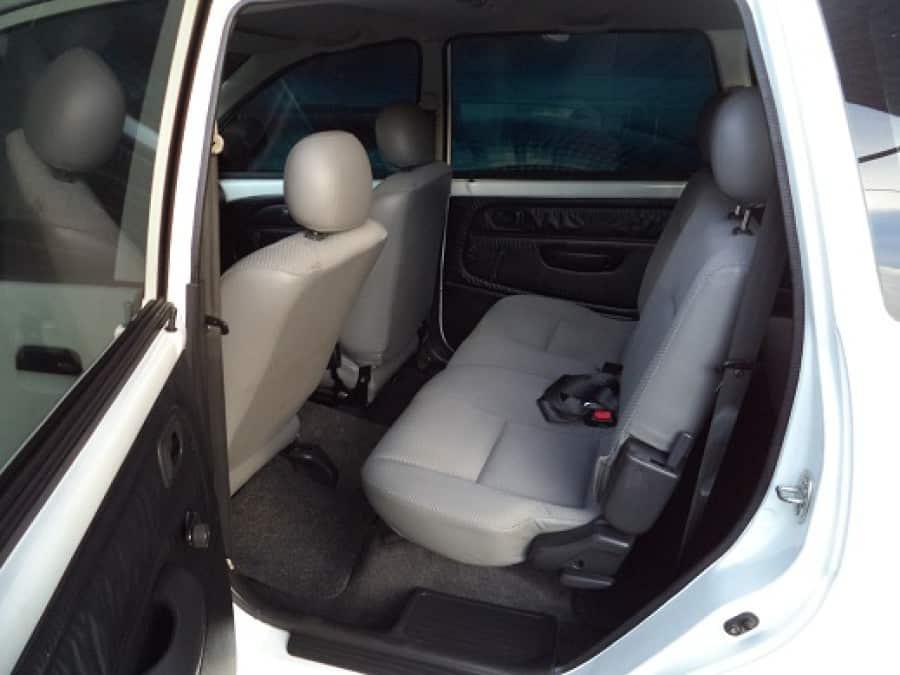 2009 Toyota Avanza - Interior Rear View