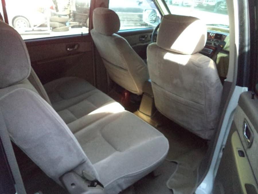 2006 Mitsubishi Adventure - Interior Rear View