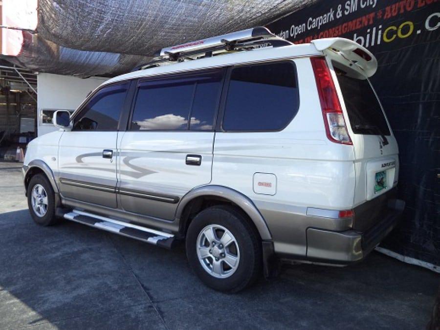 2006 Mitsubishi Adventure - Rear View