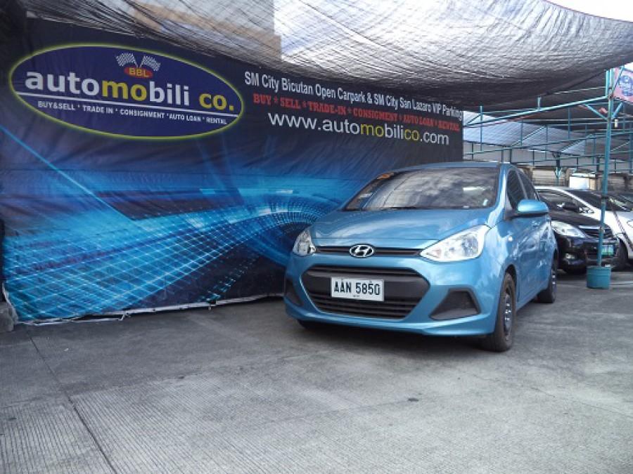 2014 Hyundai Getz - Front View