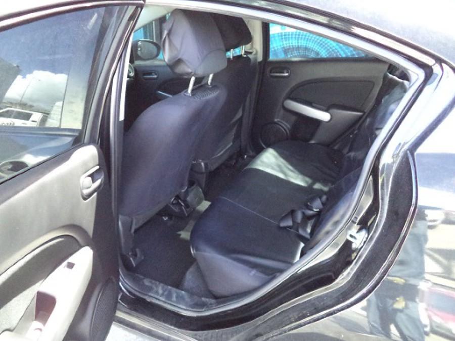 2013 Mazda 2 - Interior Rear View