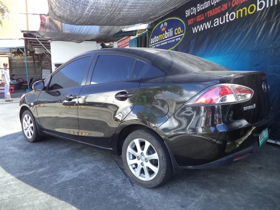 2013 Mazda 2 - Rear View