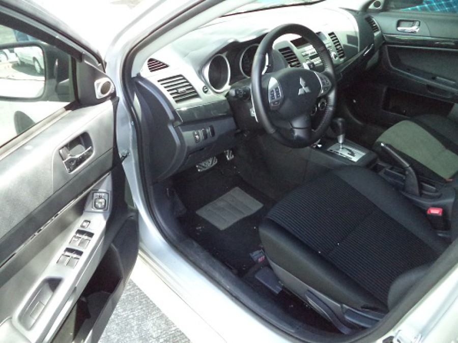 2014 Mitsubishi Lancer - Interior Front View