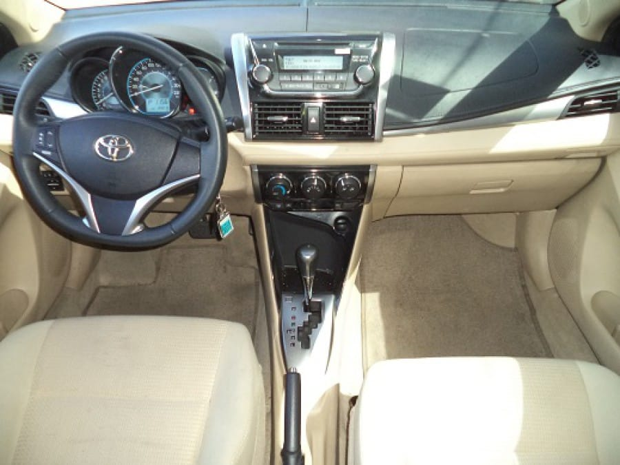 2015 Toyota Vios - Interior Front View