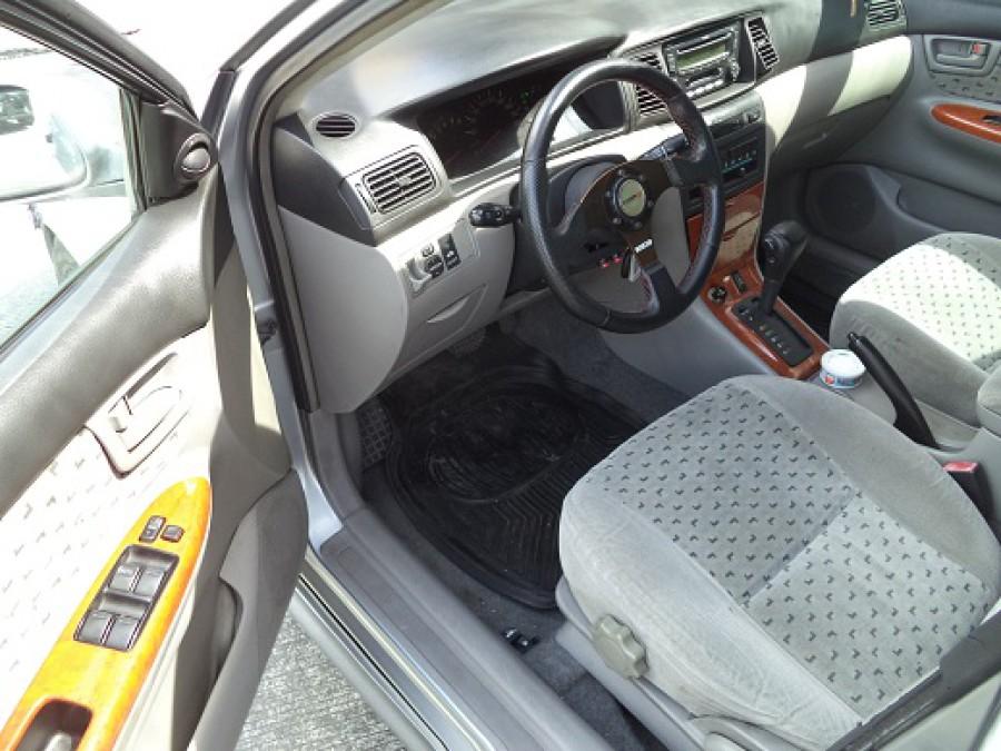 2002 Toyota Altis - Interior Front View