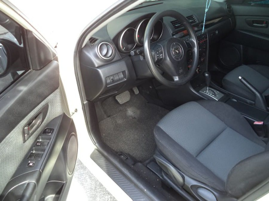 2006 Mazda 6 - Interior Front View