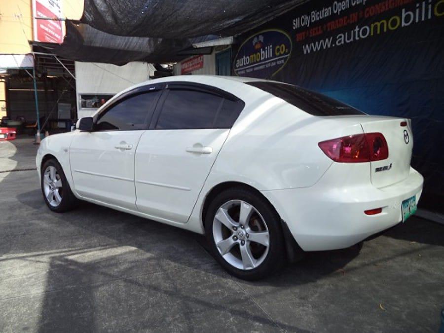2006 Mazda 6 - Rear View