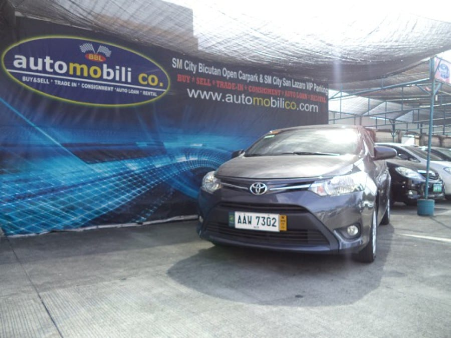 2014 Toyota Vios - Front View