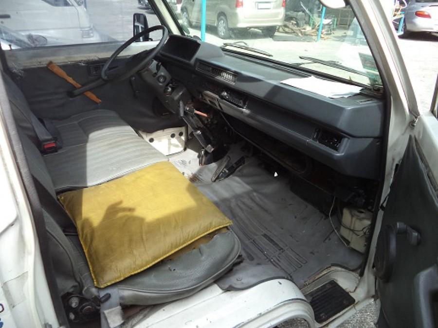 2008 Mitsubishi L300 - Interior Rear View