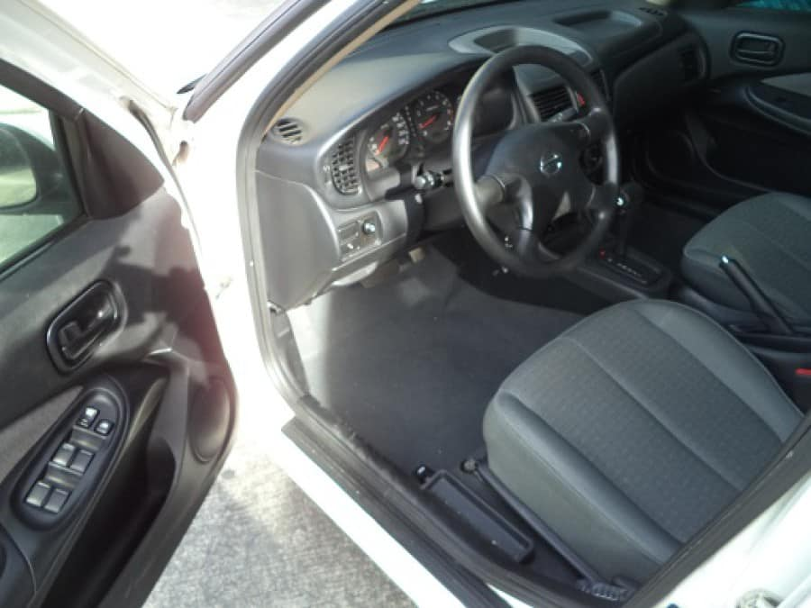 2011 Nissan Sentra - Interior Front View
