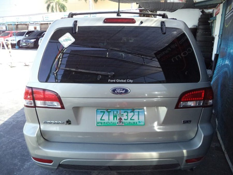 2009 Ford Escape - Rear View