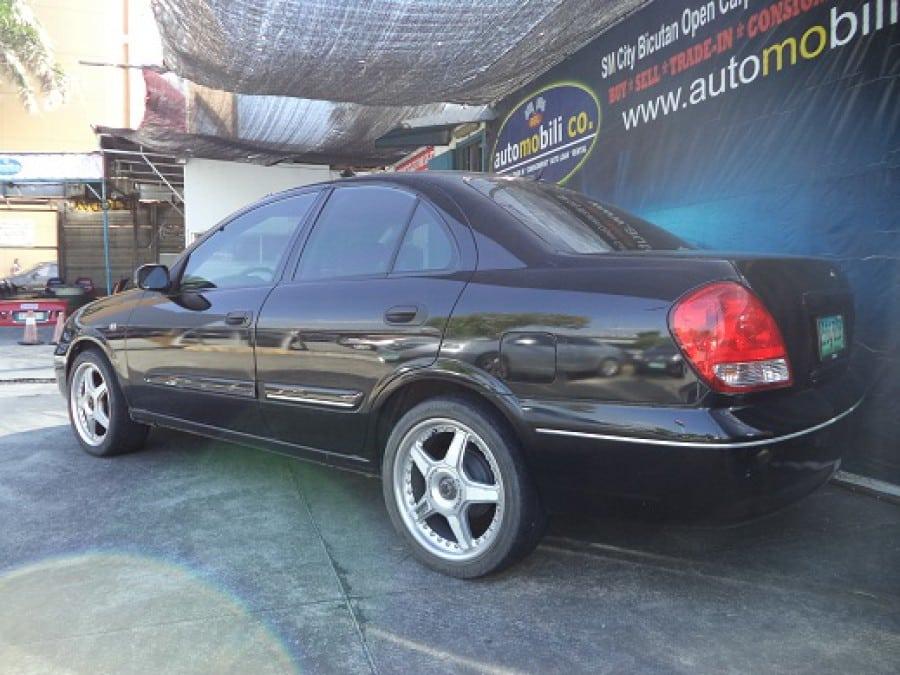 2005 Nissan Sentra - Rear View