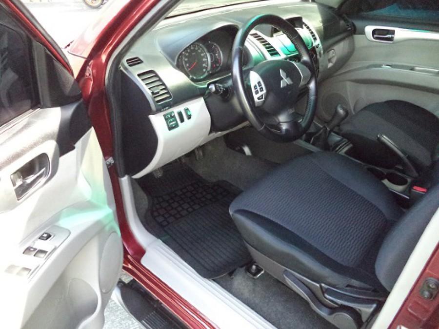 2010 Mitsubishi Montero Sport - Interior Front View
