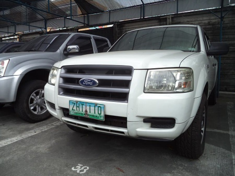 2007 Ford Ranger - Front View