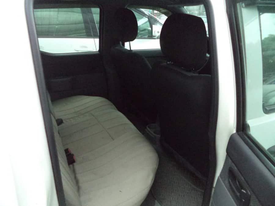 2007 Ford Ranger - Interior Rear View