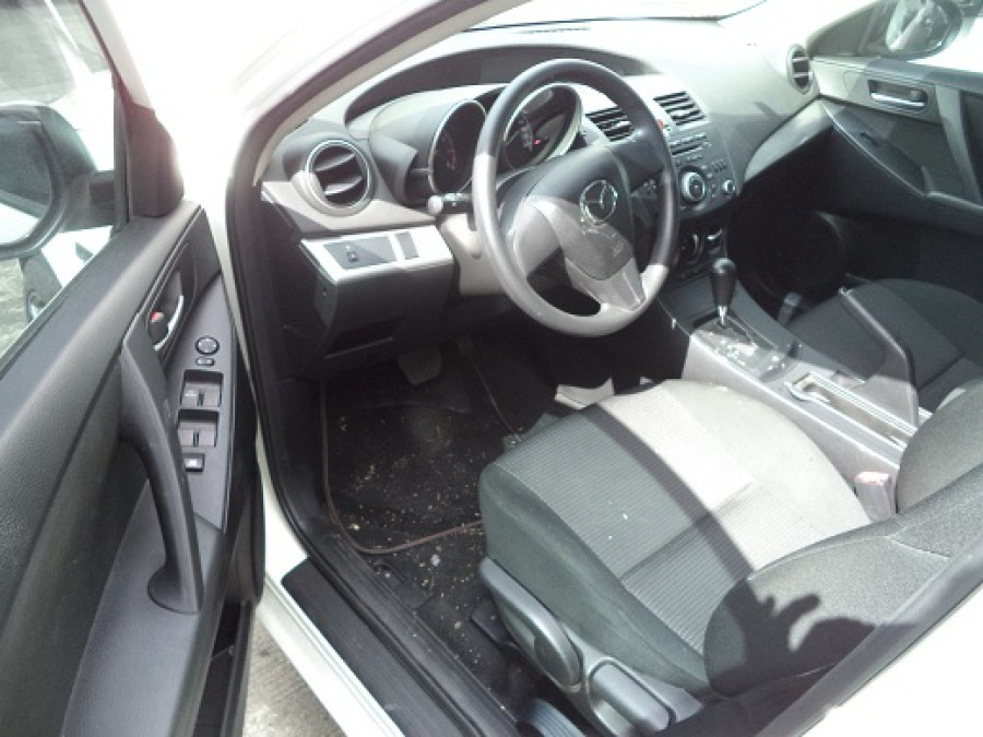 2013 Mazda 3 - Interior Front View