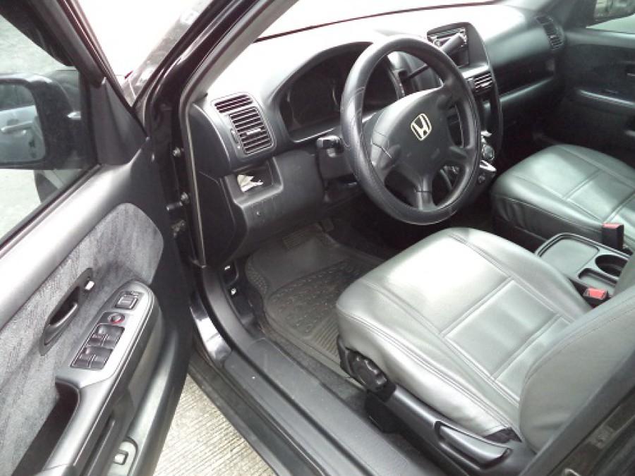 2006 Honda CR-V - Interior Front View