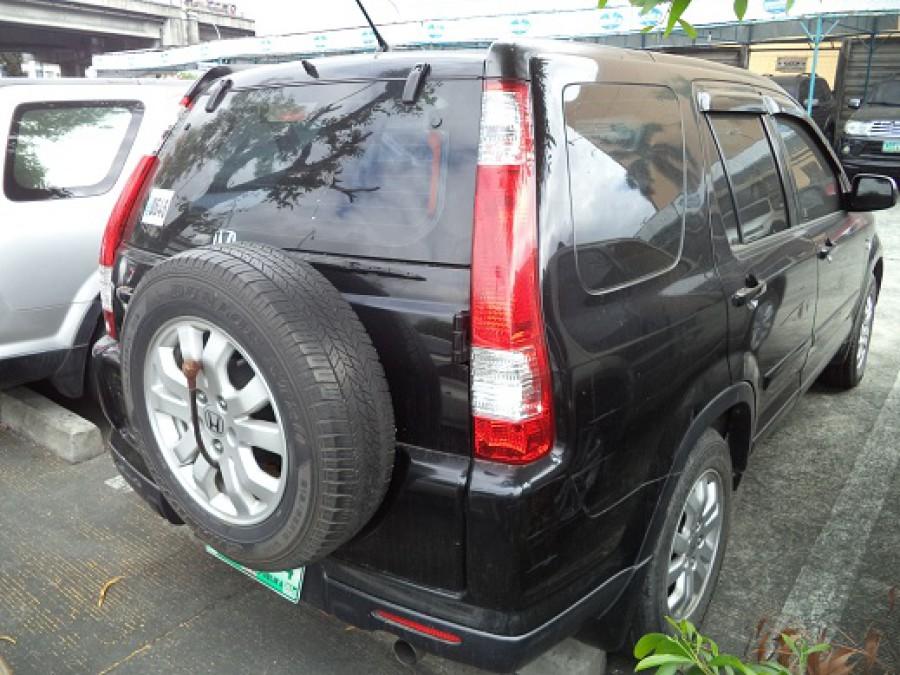 2006 Honda CR-V - Rear View