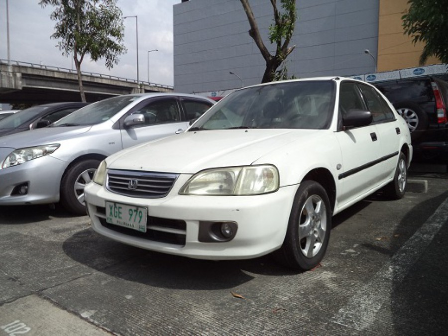 2002 Honda City - Front View