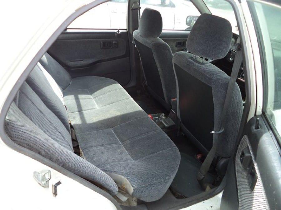 2002 Honda City - Interior Rear View