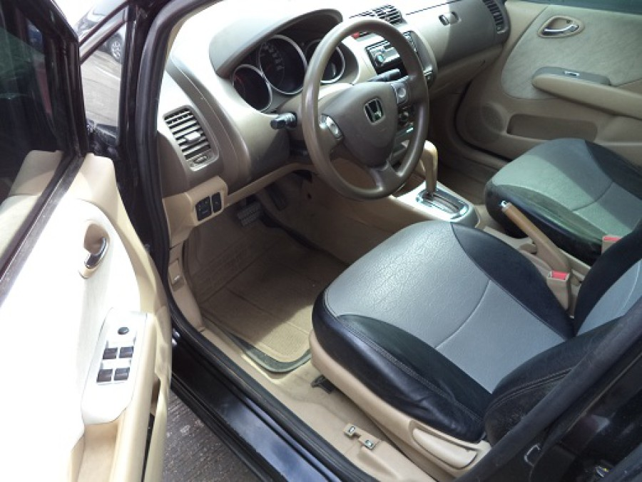 2004 Honda City - Interior Front View