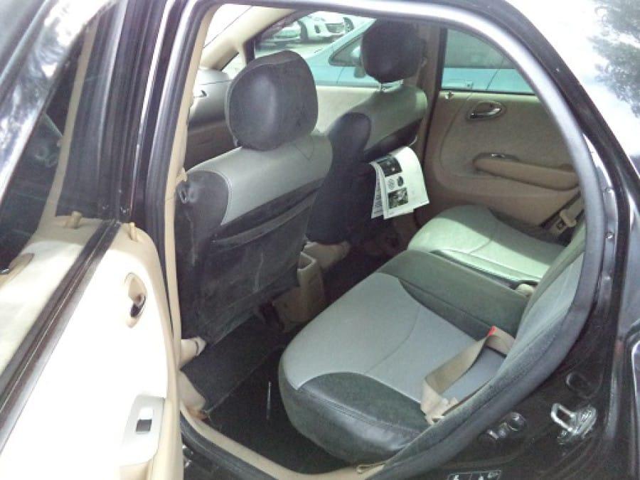 2004 Honda City - Interior Rear View