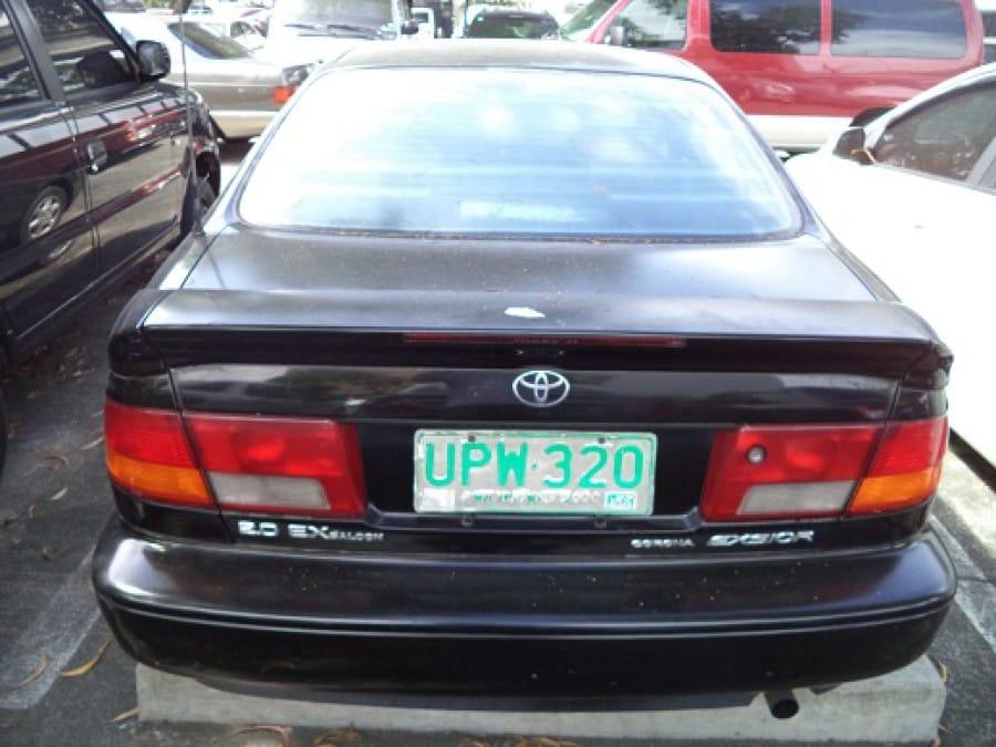 1997 Toyota Corona - Rear View