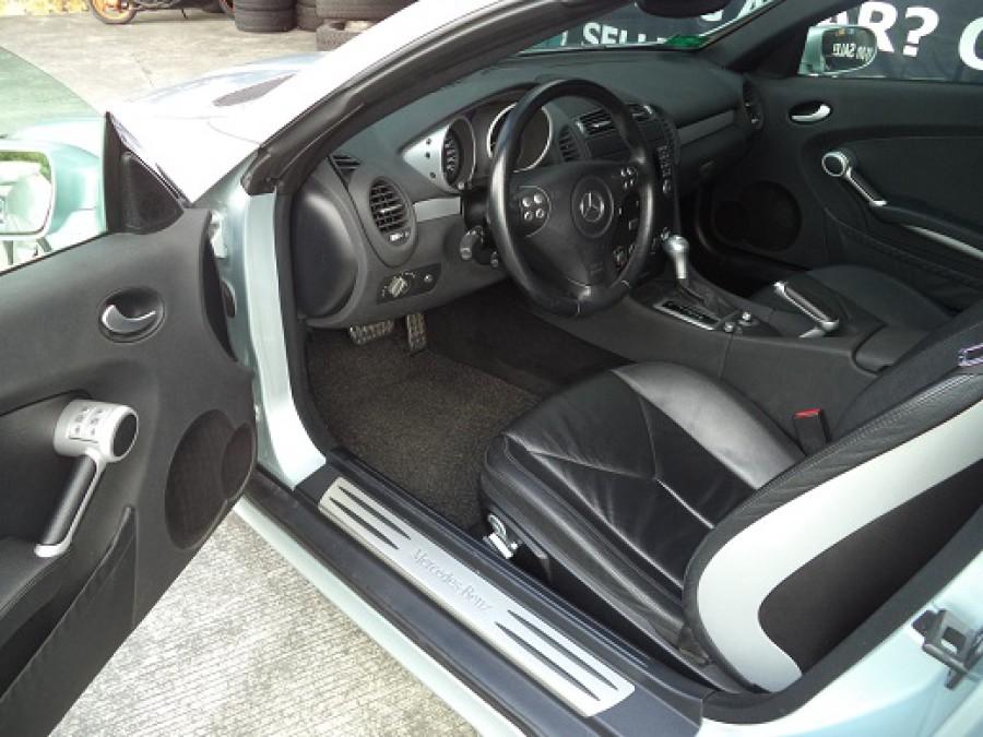 2006 Mercedes-Benz SLK280 - Interior Front View