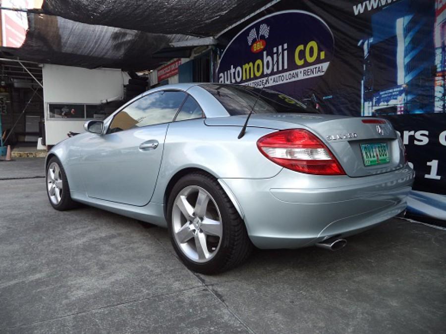 2006 Mercedes-Benz SLK280 - Rear View