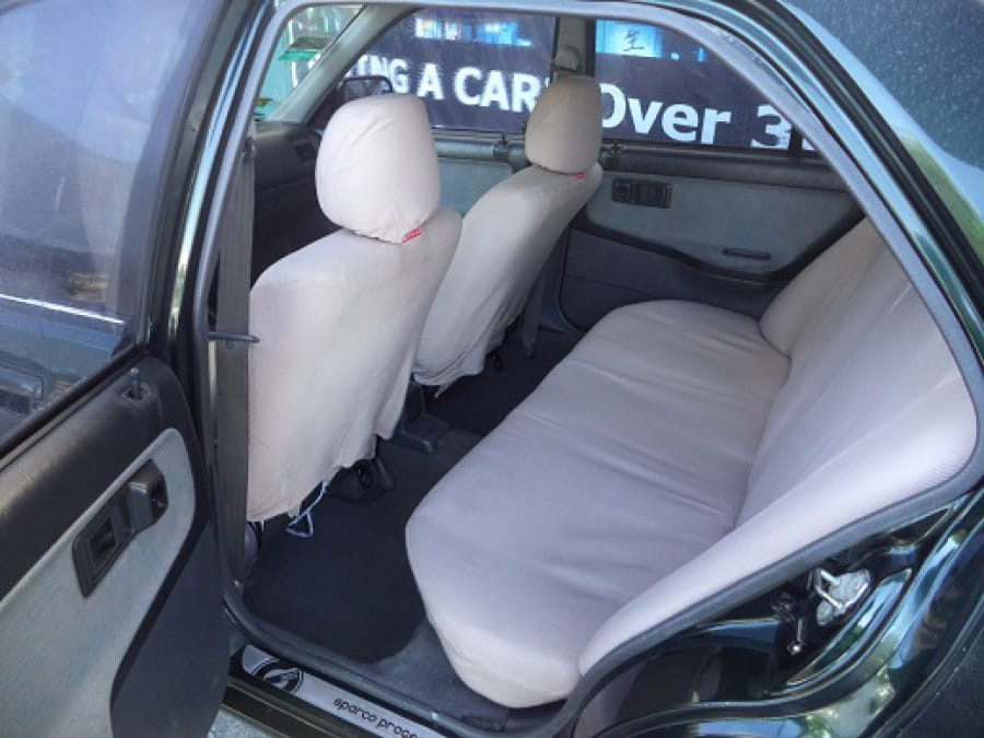 2003 Honda City - Interior Rear View