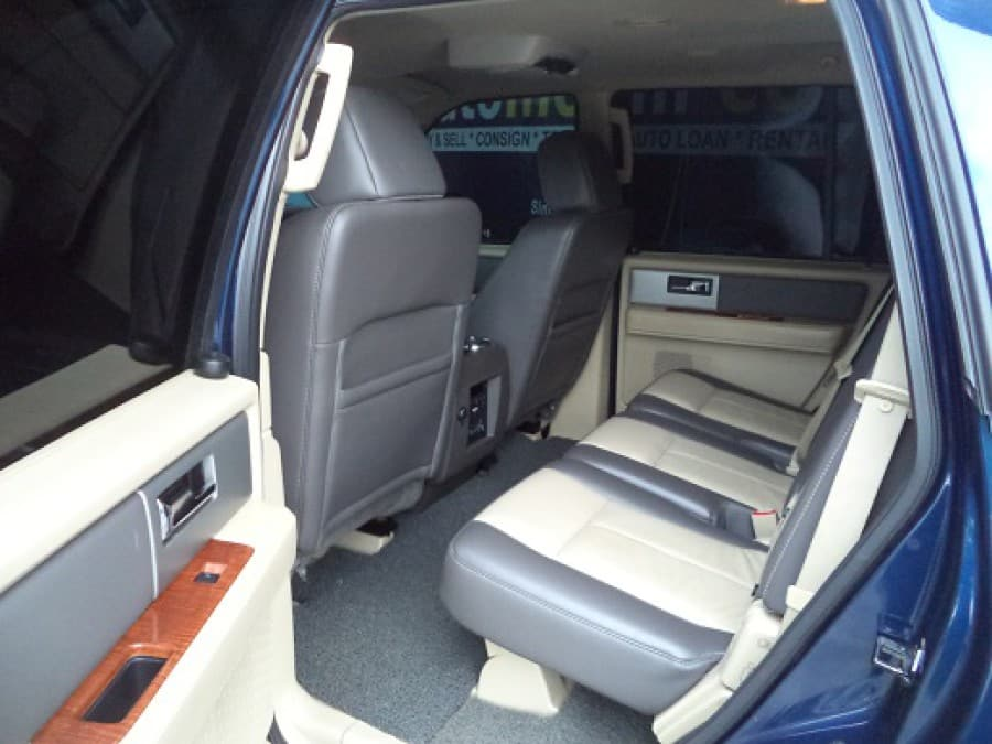 2008 Ford Expedition - Interior Rear View