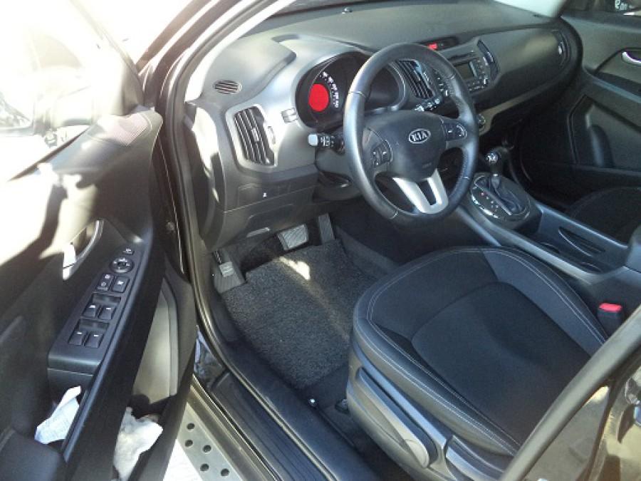 2011 Kia Sportage - Interior Front View