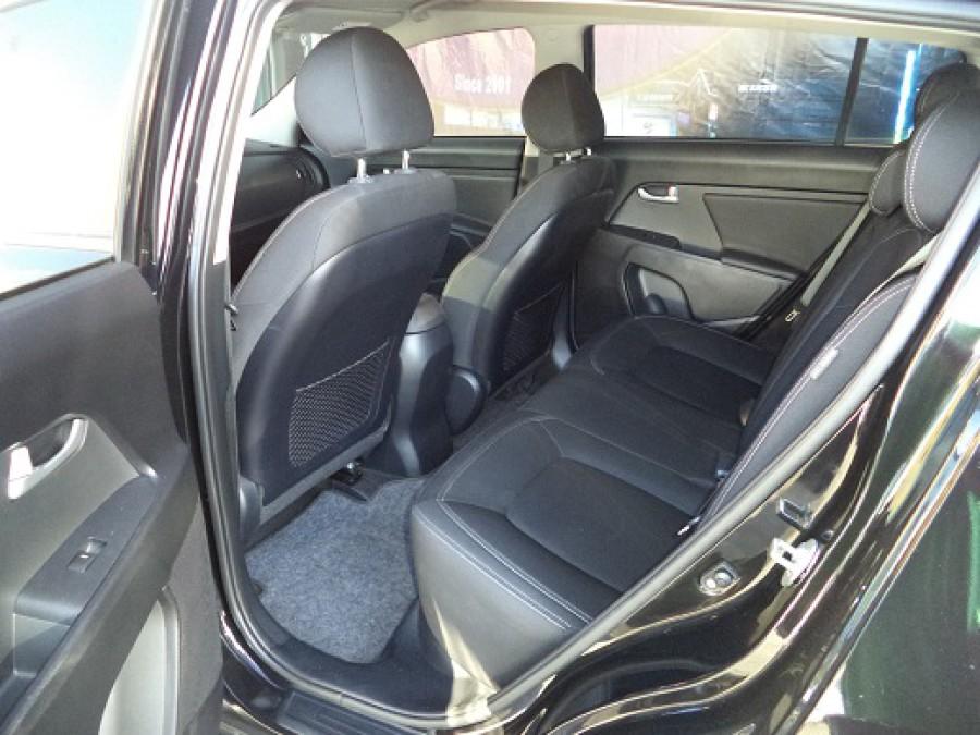 2011 Kia Sportage - Interior Rear View