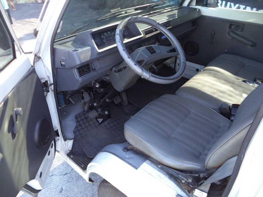 2008 Mitsubishi L300 - Interior Front View