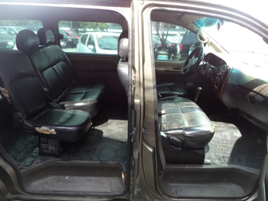 1999 Hyundai Starex - Interior Rear View