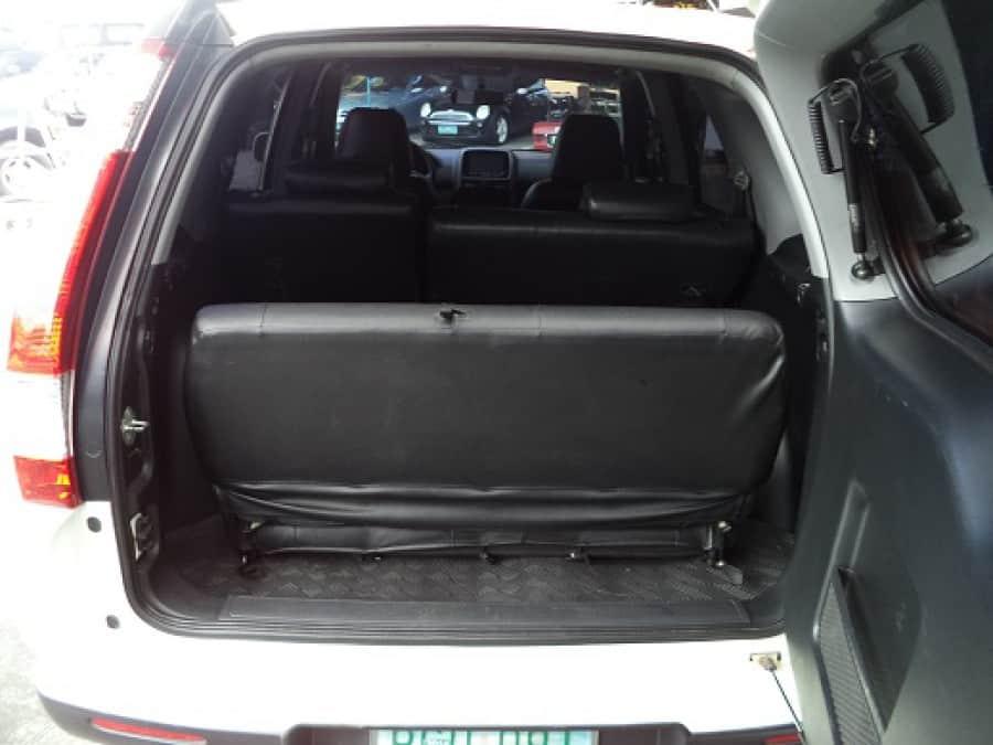2007 Honda CR-V - Interior Rear View