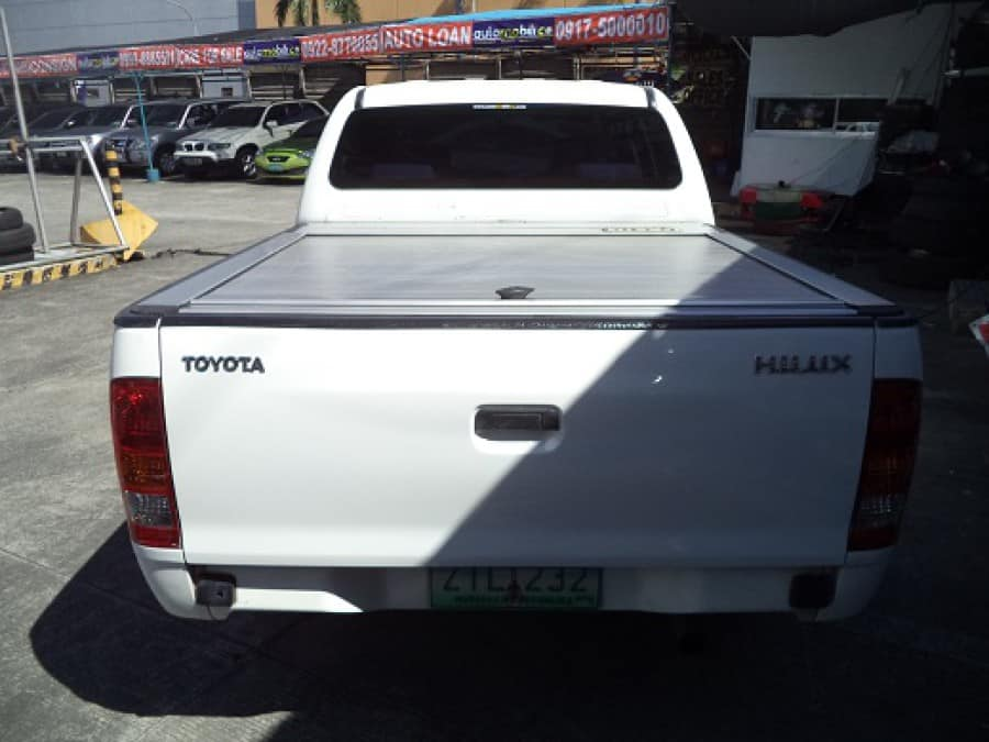 2009 Toyota HiLux - Rear View