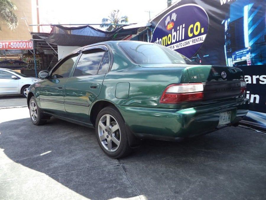 1996 Toyota Corolla - Registration OR