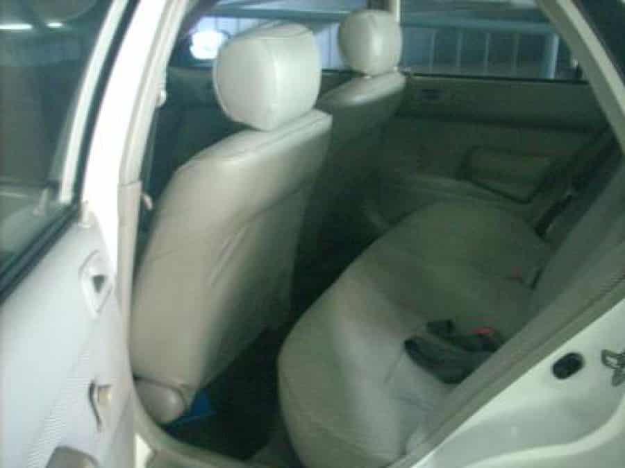 2004 Toyota Corolla - Interior Rear View