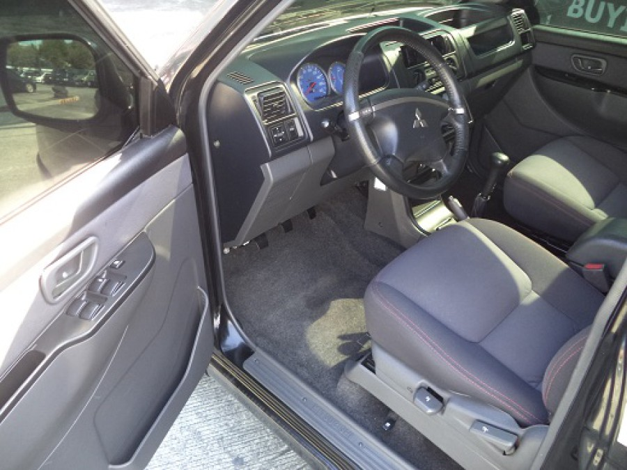 2014 Mitsubishi Adventure - Interior Front View