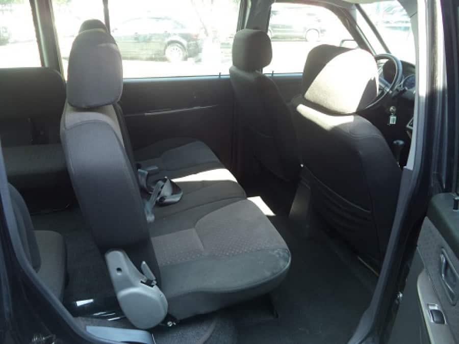 2013 Mitsubishi Adventure - Interior Rear View