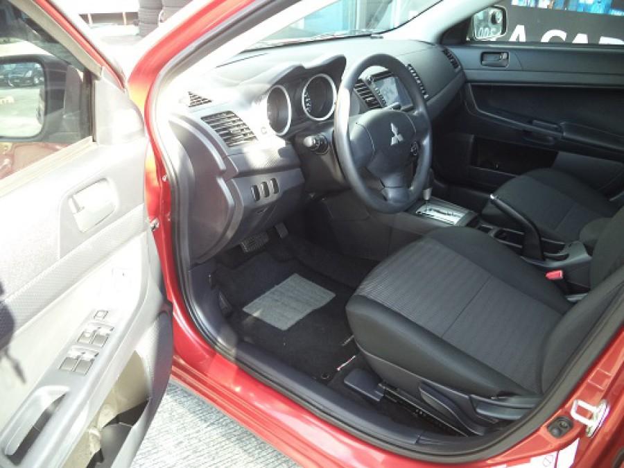 2014 Mitsubishi Lancer - Interior Front View