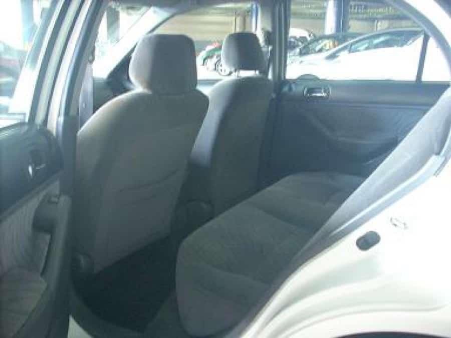 2005 Honda Civic - Interior Rear View