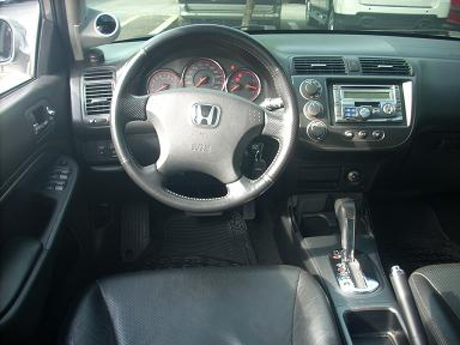 2004 Honda Civic - Interior Front View