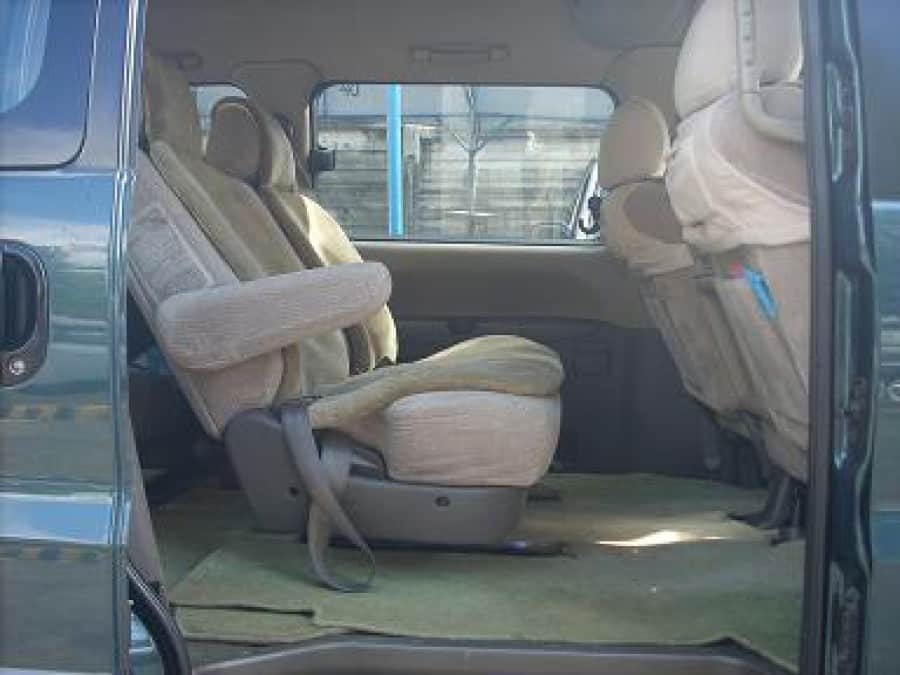 2003 Hyundai Starex - Interior Rear View