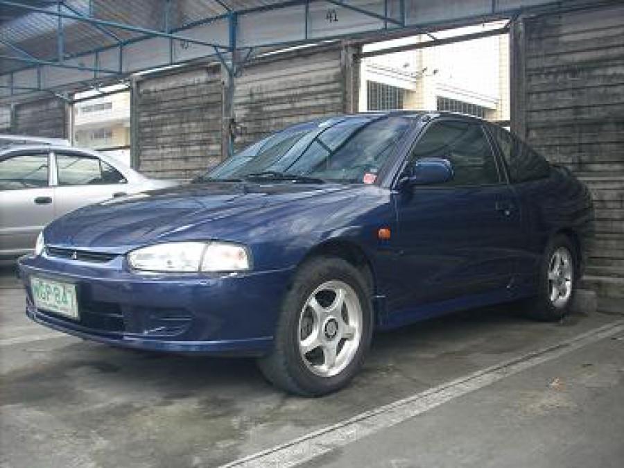 1999 Mitsubishi Lancer - Front View