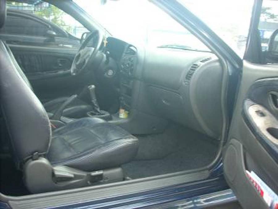 1999 Mitsubishi Lancer - Interior Rear View