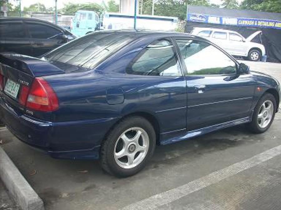 1999 Mitsubishi Lancer - Rear View
